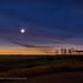 Venus and Spica at Dawn