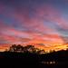 Glossop sunset