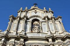 Catania Cathedral facade