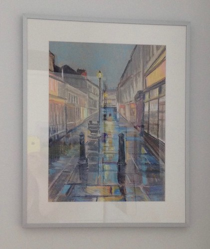 Street scene by Rachel Ward