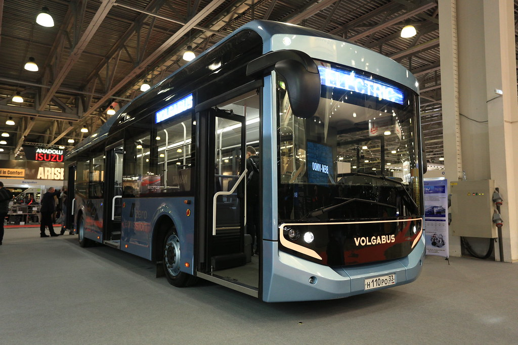 VolgaBus «СитиРитм-12Е»