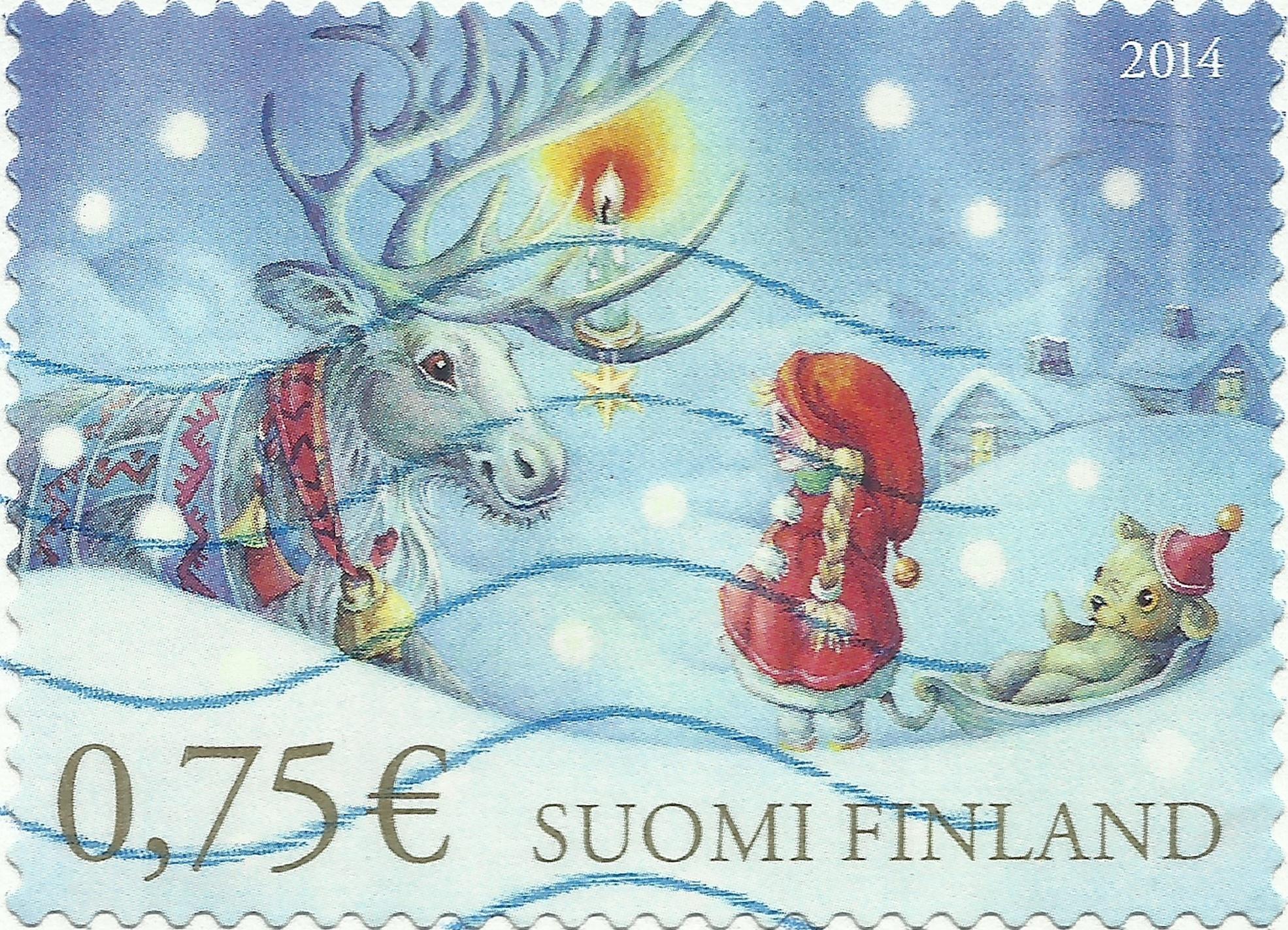 Finland - Scott #1479 (2014)