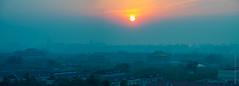 Forbidden City Sunset by www.mikereidphotography.com