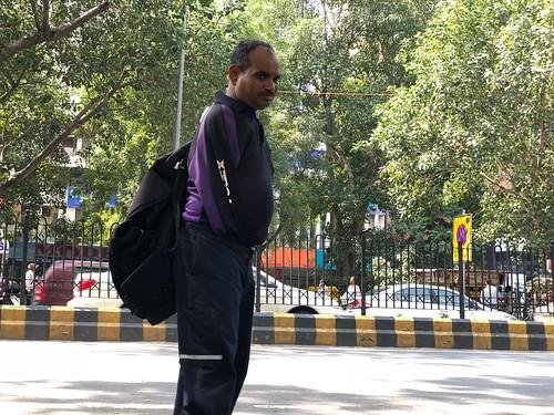 Mission Delhi - Yogesh Kumar, Connaught Place
