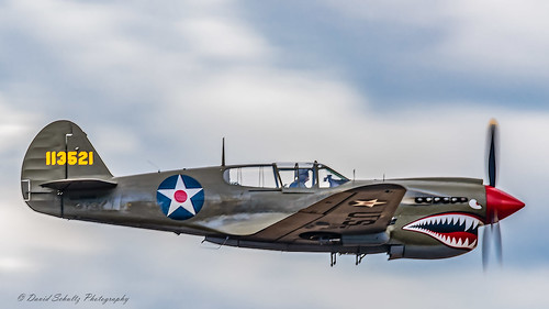1941 Curtiss P-40E Kittyhawk