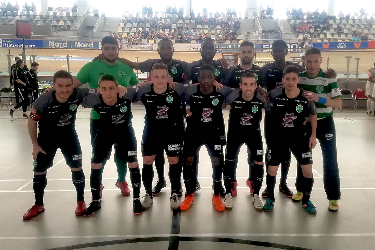 Sporting Club de Paris participera aux play off