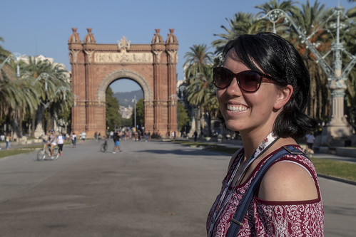 Arc de Triomf Again