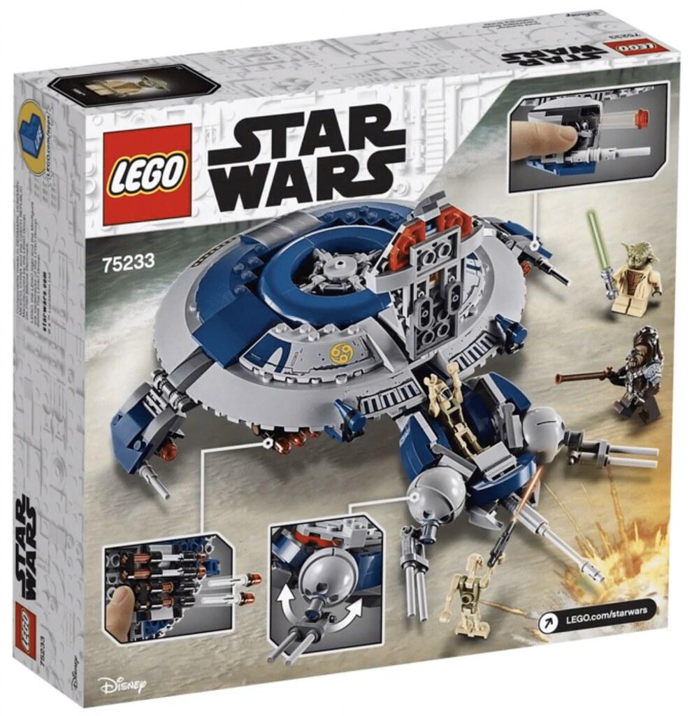 Droid Gunship (75233)