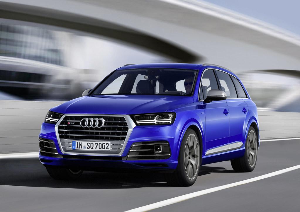 Comprar Audi Sq7