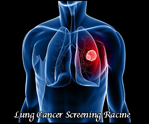 test for lung cancer in Racine