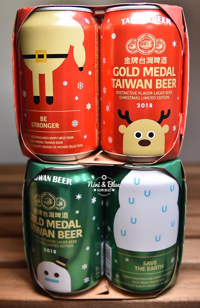 85度C滷肉飯蛋糕 金牌台灣啤酒耶誕版04