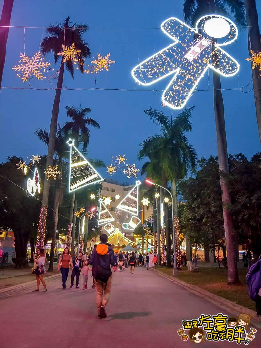 屏東聖誕節燈會-11