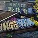 Warehouse/factory graffiti/wall art - Hackney Wick, Tower Hamlets, London E15