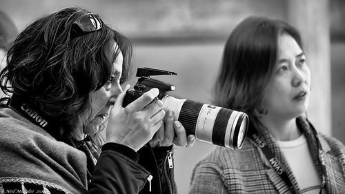 Women Photographers.