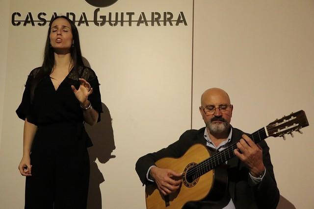 Espectáculo de Fado en Oporto
