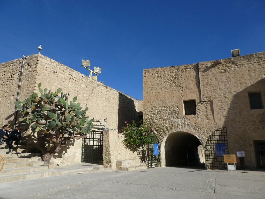 The Santa Barbara Castle, Alicante