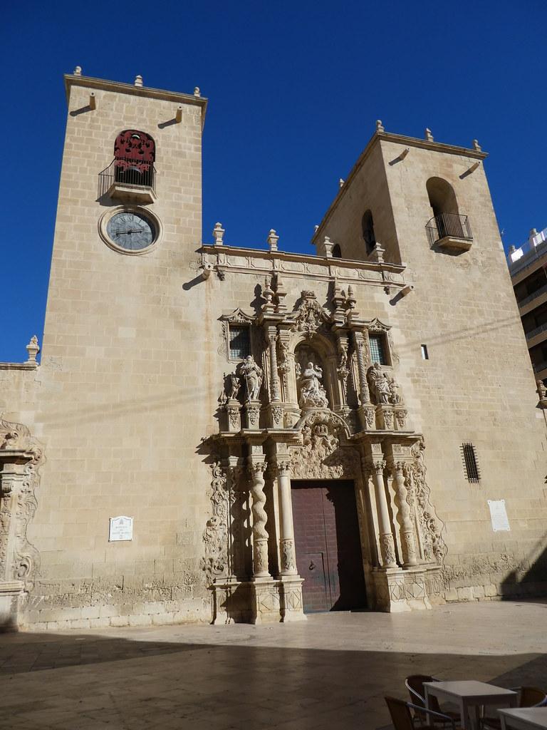 Alicante Cathedral