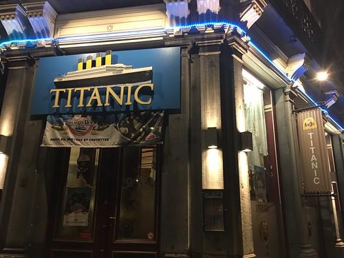 Restaurante El Titanic