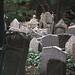 Prague : l'ancien cimetière juif (XVe-XVIIIe siècle)