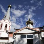 Прибытие святынь в Преображенский храм Геленджика