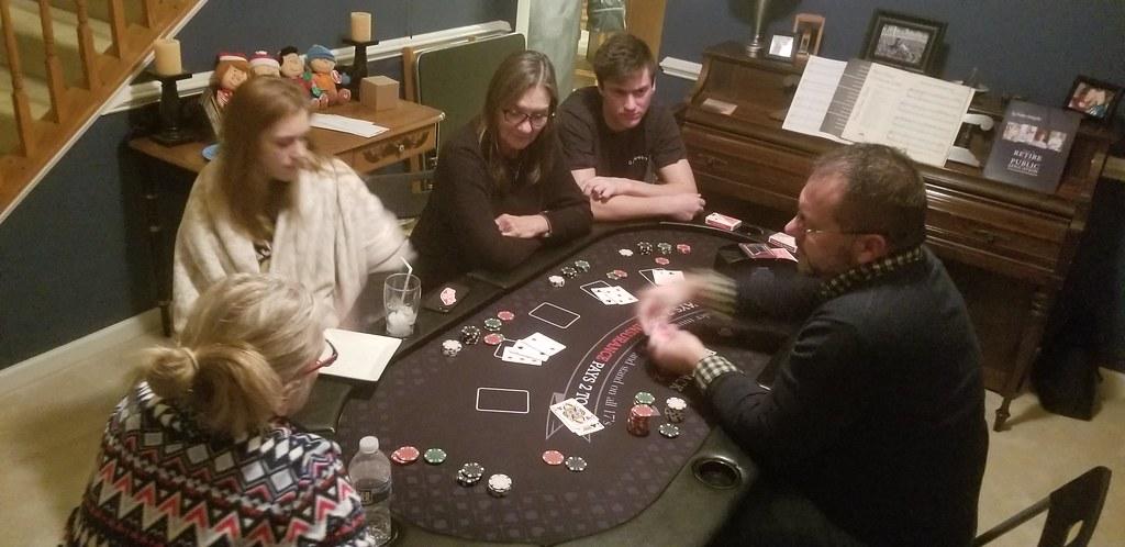 Wed, 12/26/2018 - 19:33 - Blackjack