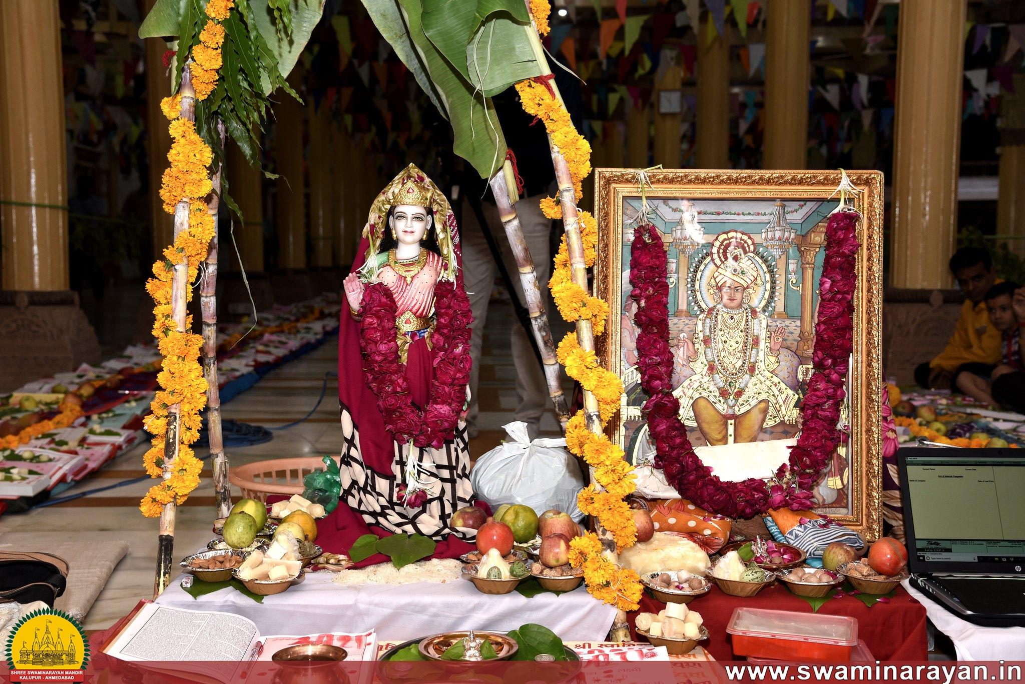 Chopda Poojan - Kalupur
