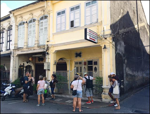 Instameet Group on Krabi Road, old Phuket Town