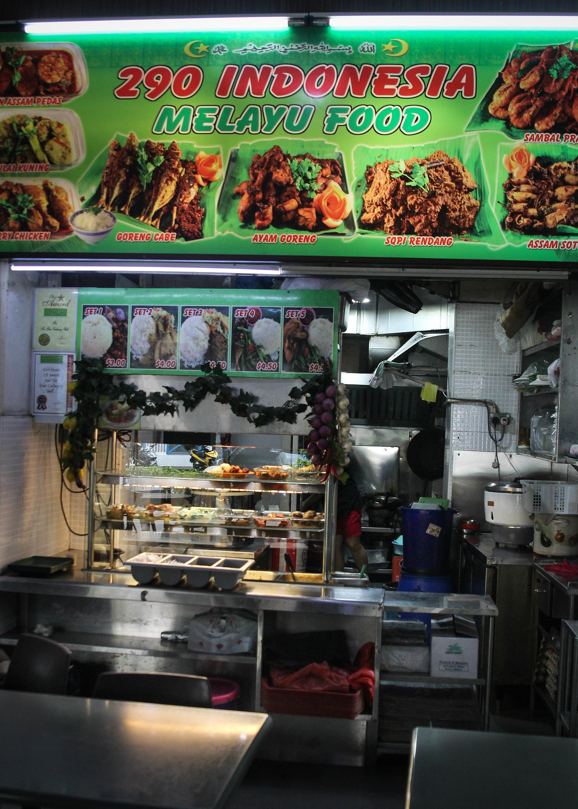 290_Indonesia_Stall