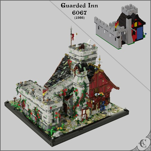 Guarded Inn 6067 Redux - Two generations