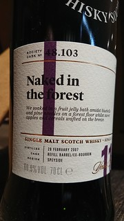 SMWS 48.103 - Naked in the forest
