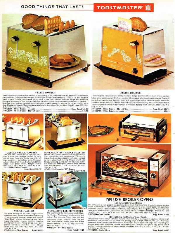 Toastmaster 1973