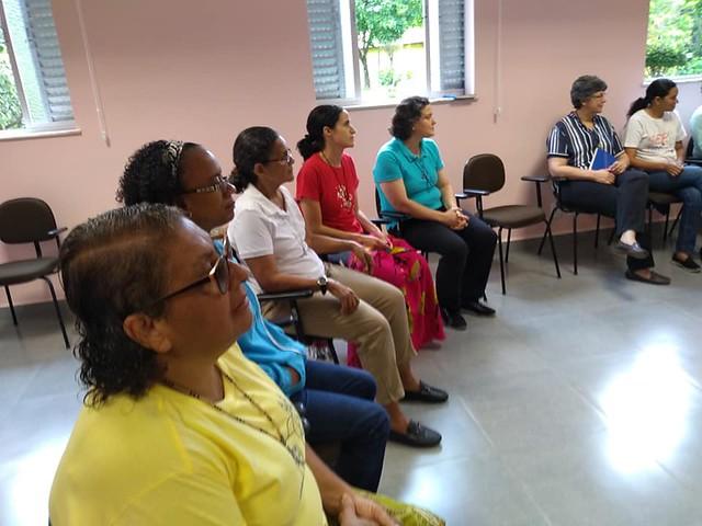 Congregação Provincial Brasil-Caribe - Celebração - 03/01/19