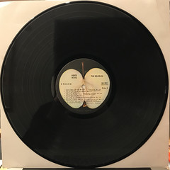 THE BEATLES:ABBEY ROAD(RECORD SIDE-B)