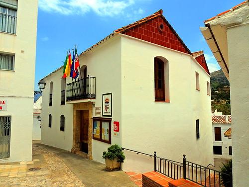 <Oficinas Municipales> Istán (Málaga)