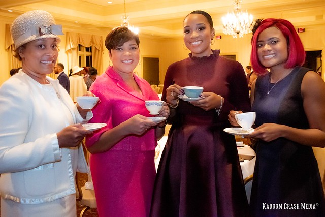 2018 UNCF Women's Leadership Tea