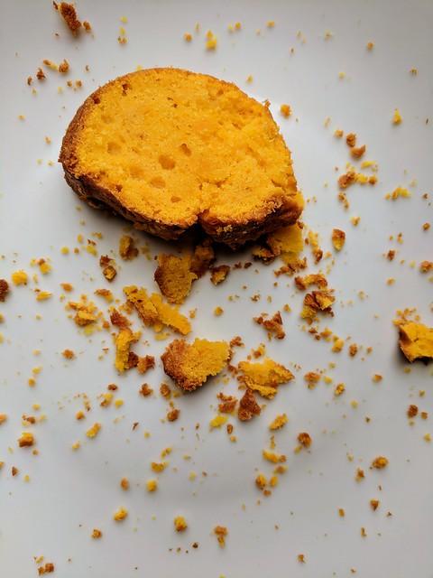 Pumpkin and Orange Breakfast Cake