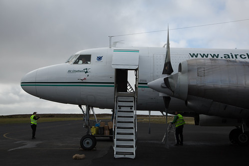 Air Chathams Convair 580