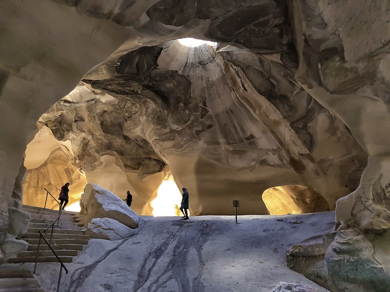Bell Cave in Beit Guvrin