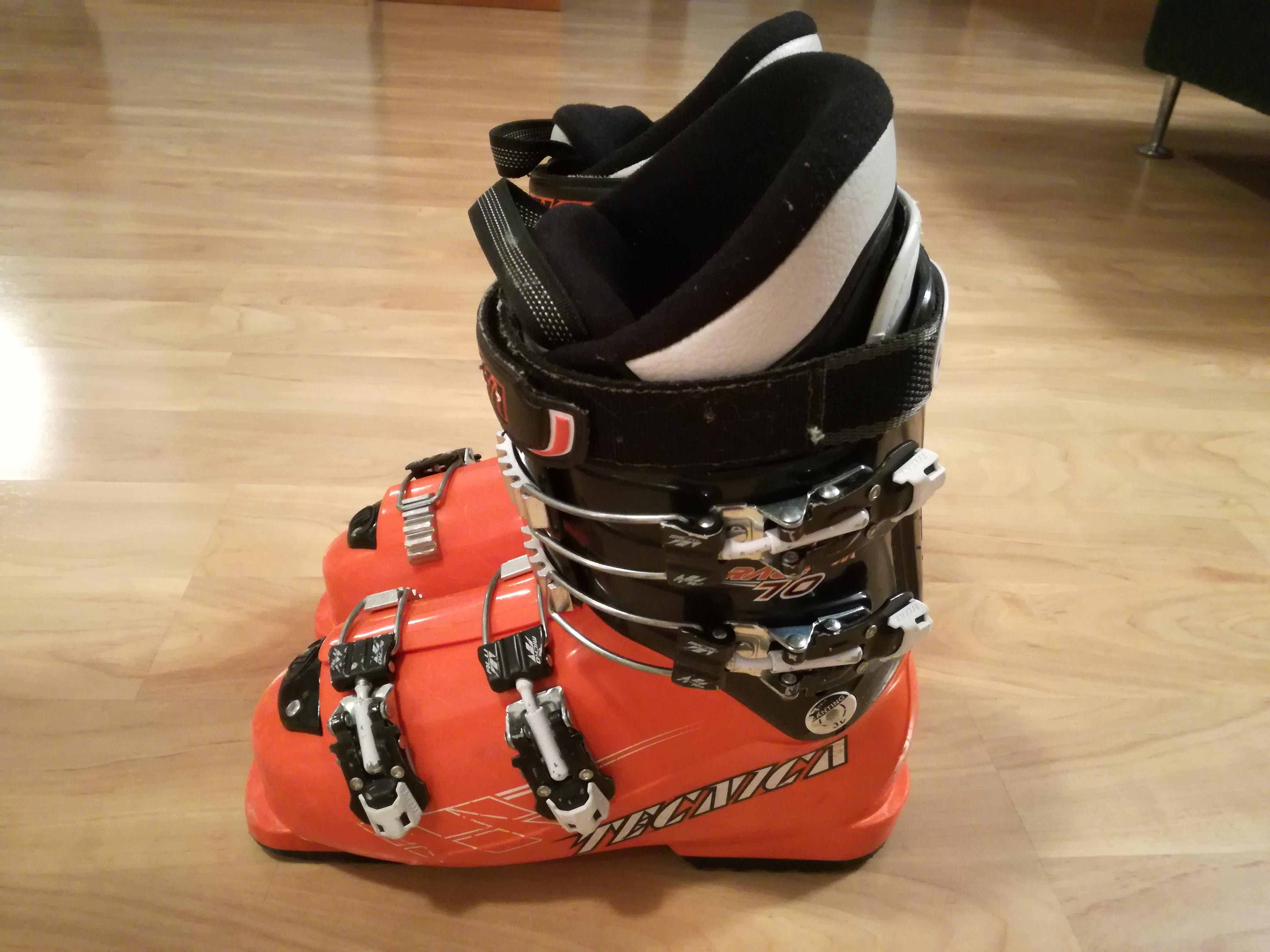 Prodám lyžařské boty TECNICA RACE PRO 70 - Bazar - SNOW.CZ b70a8cafd6
