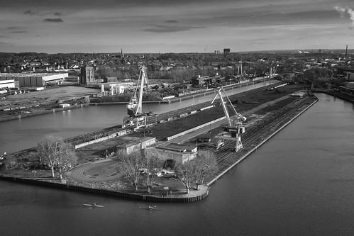 Industriehafen Hardenberg