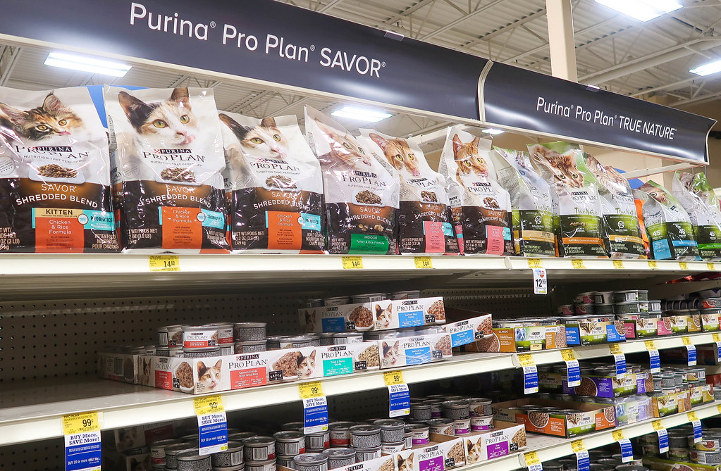 Purina® Pro Plan® Savor® Shredded Blend Adult Cat Food - Chicken & Rice Flavor