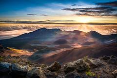 Haleakala sunrise on Maui