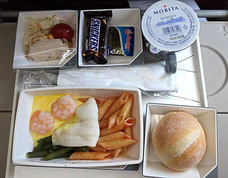 menu makanan malaysian airlines