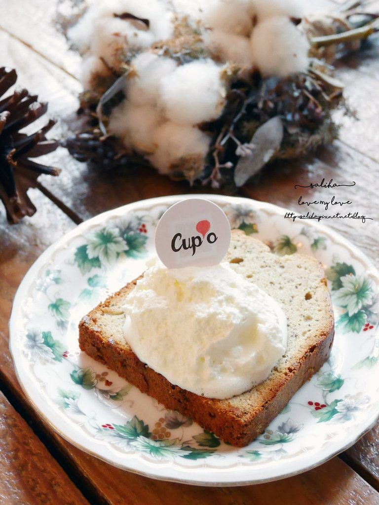 台北士林站附近不限時咖啡館下午茶推薦Cupo Story 故事點心坊 (12)