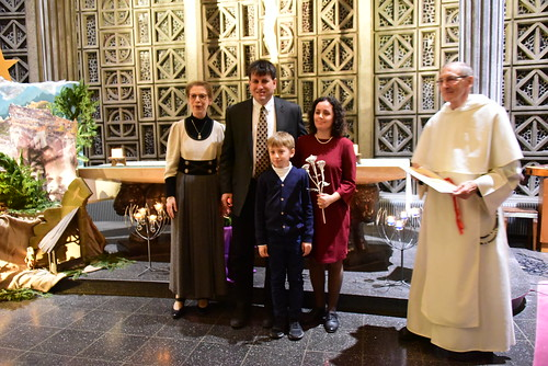 OCMC News - Hoppe Family Awarded the Rose of Saint Nicholas