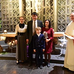 Hoppe Family Awarded the Rose of Saint Nicholas