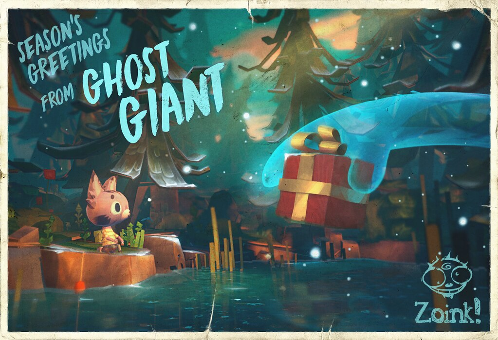 Zoink - Ghost Giant