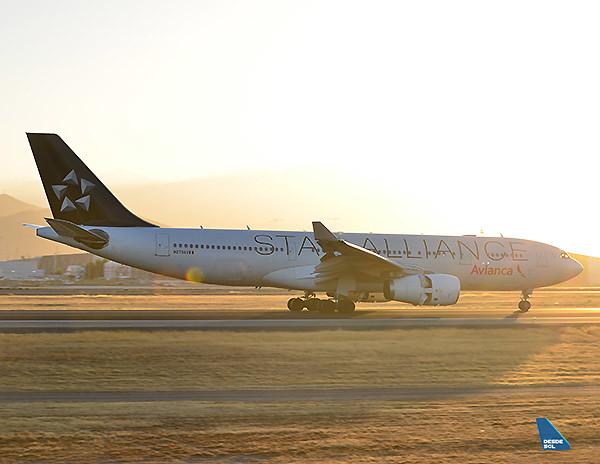 Avianca A330-200 Star Alliance (Maurice Becker)