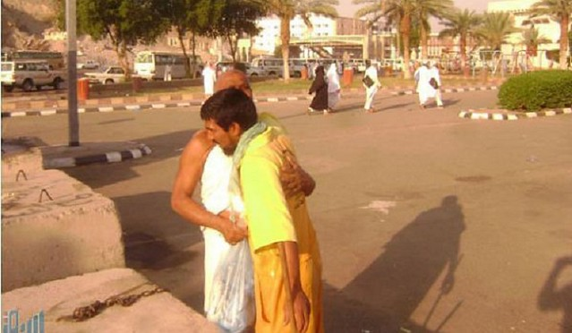 3497 A Bangladeshi Street Cleaner became a millionaire overnight in Makkah