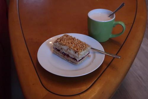 Frankfurter Schnitte zum Nachmittagskaffee